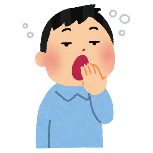 睡眠時無呼吸症候群が身体に及ぼす影響